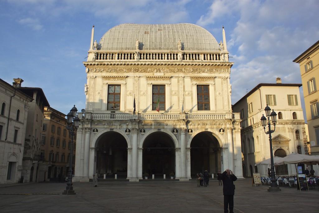 Visit Brescia - La Loggia