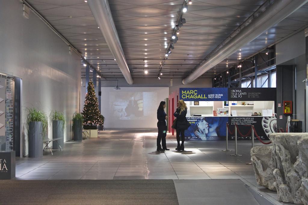Visit Brescia - Museo di Santa Giulia Entrance