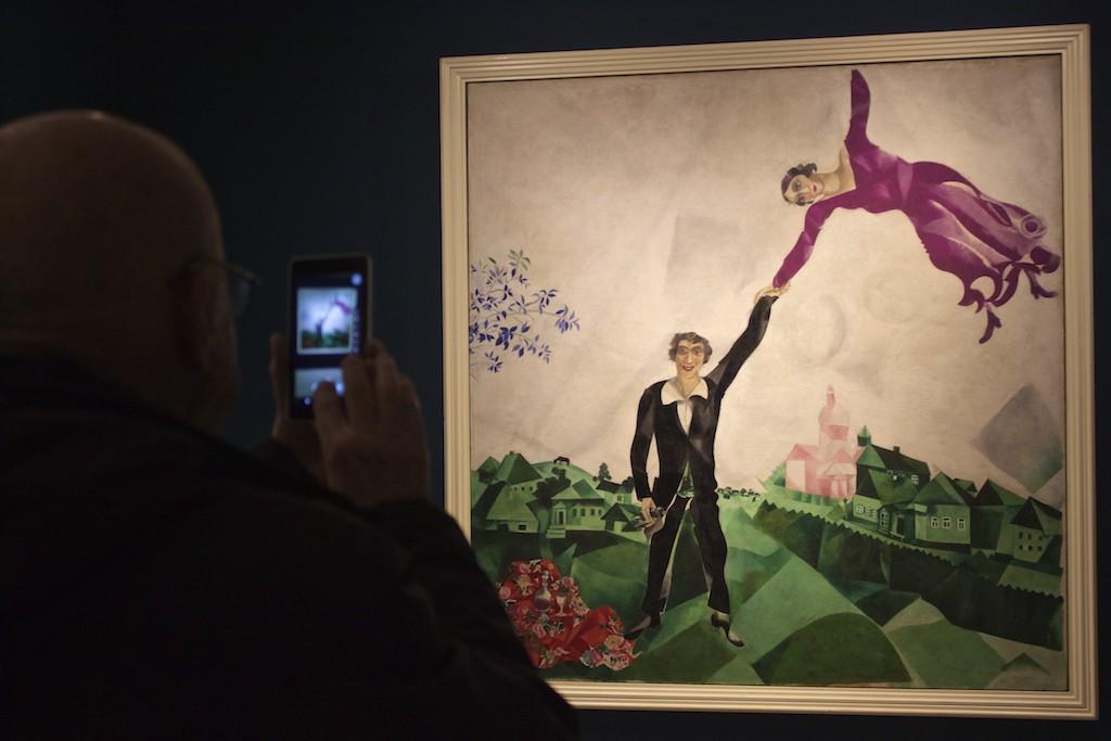 Visit Brescia - Museo di Santa Giulia Marc Chagall