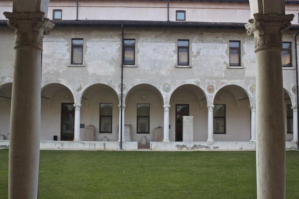 Visit Brescia - Museo di Santa Giulia Roman Feelings