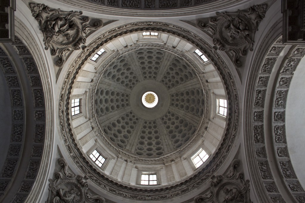 Visit Brescia - New Cathdral Ceiling