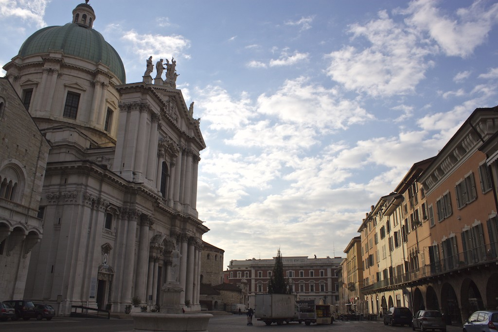 Visit Brescia - New Cathedral