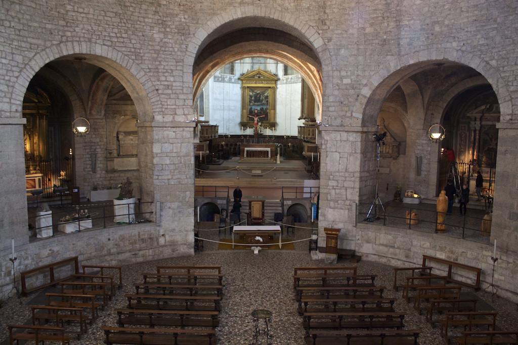 Visit Brescia - Old Cathedral