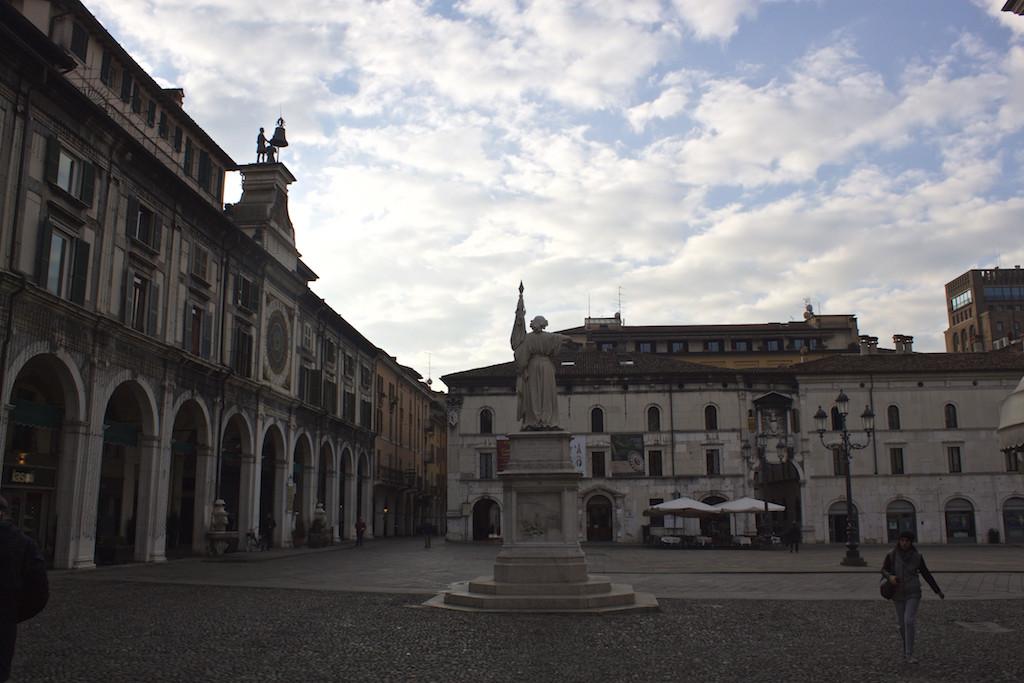 Visit Brescia - Piazza della Loggia Views