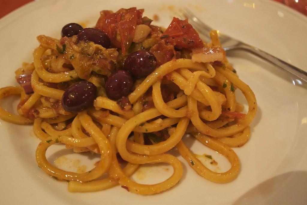 Visit Brescia - Trattoria Urbana Mangiafuoco Pasta