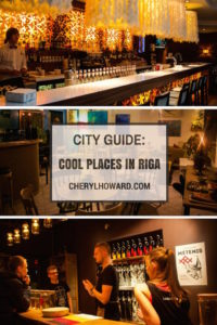 Cool Places in Riga