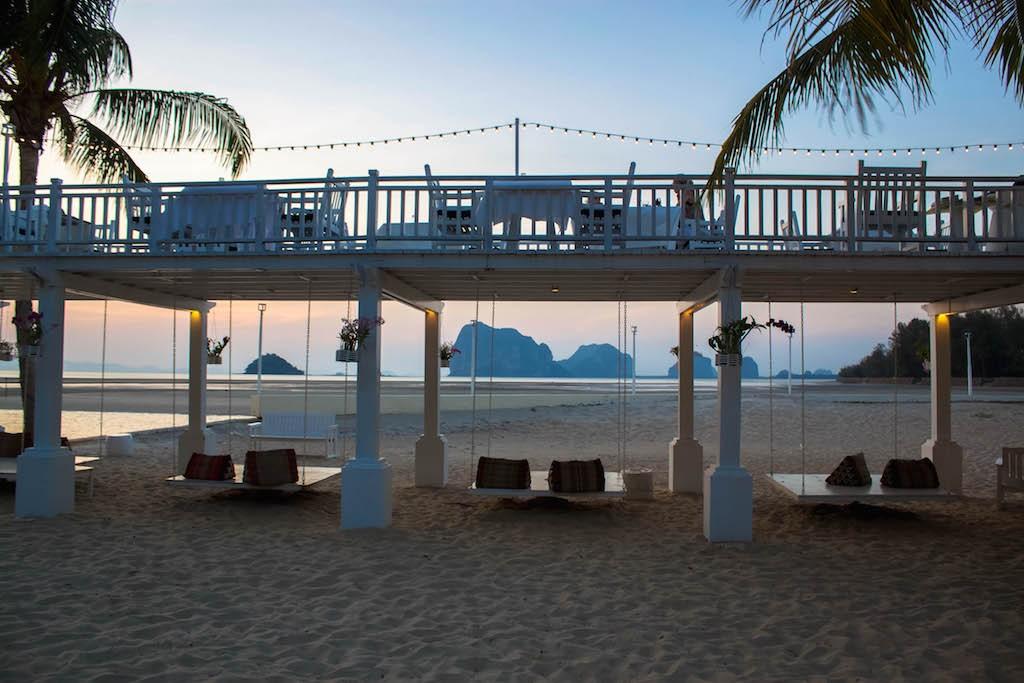 Trang Islands - Anantara Si Kao Resort & Spa Entertainment Area