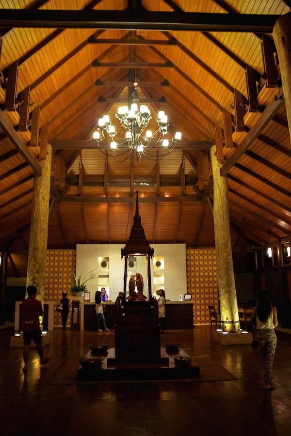 Trang Islands - Anantara Si Kao Resort & Spa Lobby