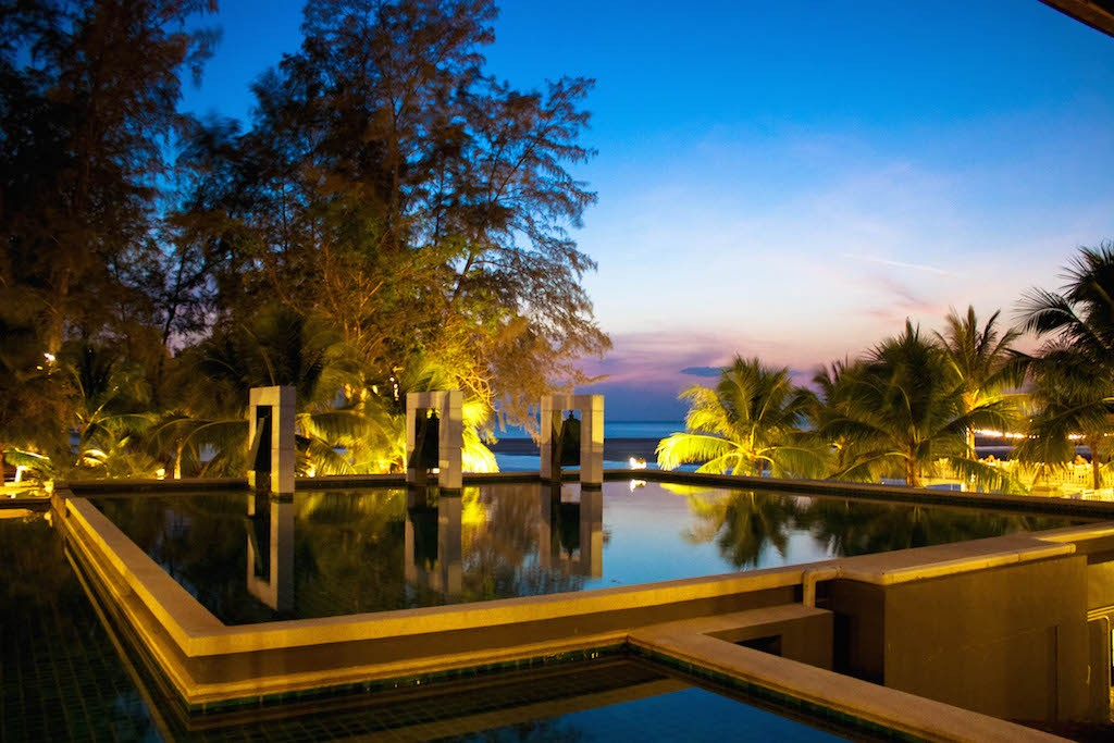 Trang Islands - Anantara Si Kao Resort & Spa Pool
