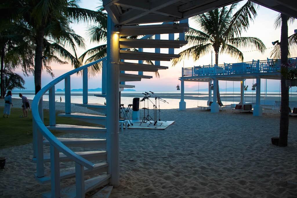 Trang Islands - Anantara Si Kao Resort & Spa Stairs