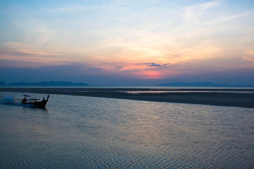 Trang Islands - Anantara Si Kao Resort & Spa Sunset