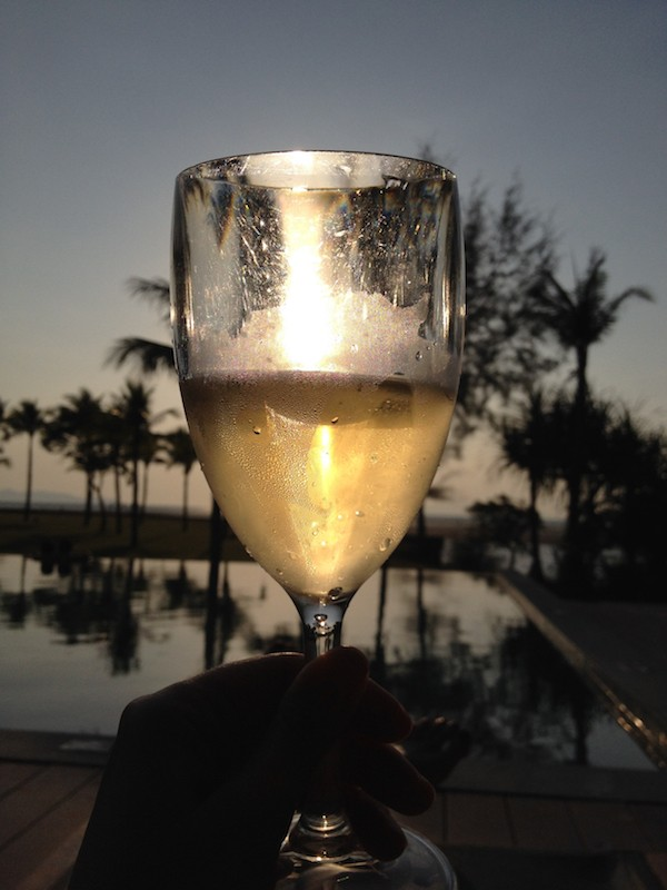 Trang Islands - Champagne at Anantara Si Kao Resort & Spa