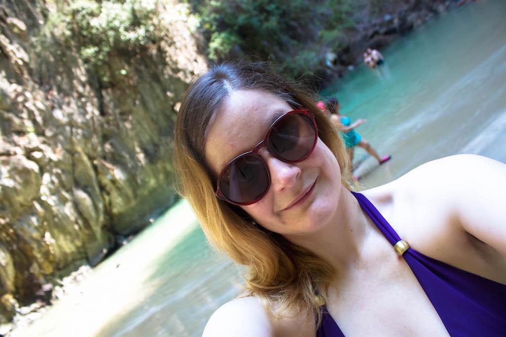 Trang Islands - Ko Muk Tham Morakot Emerald Cave Cheryl Howard