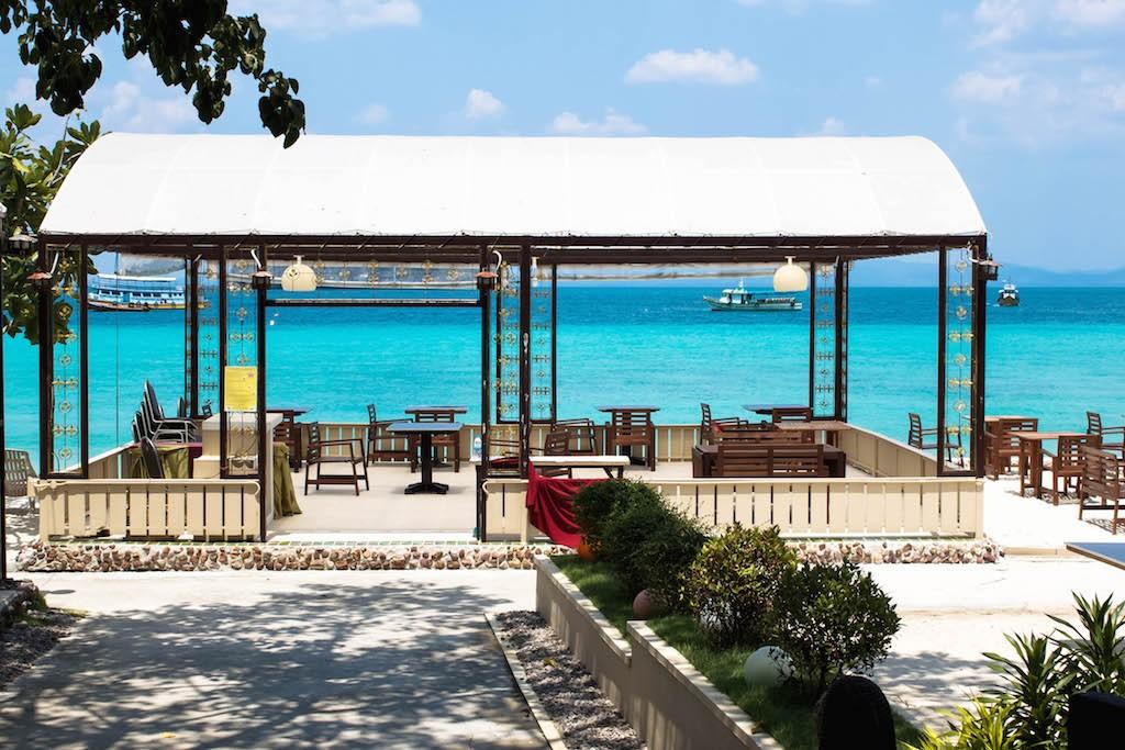 Trang Islands - Koh Hai Fantasy Resort Dining Area