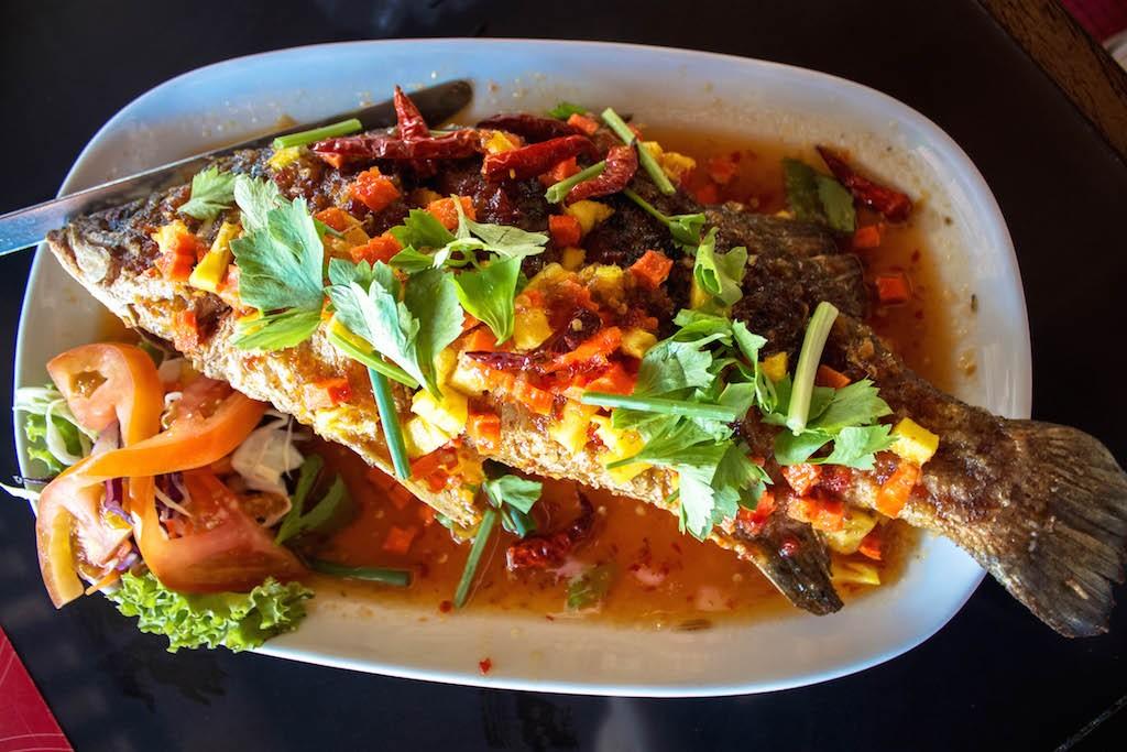 Trang Islands - Koh Hai Fantasy Resort Fish