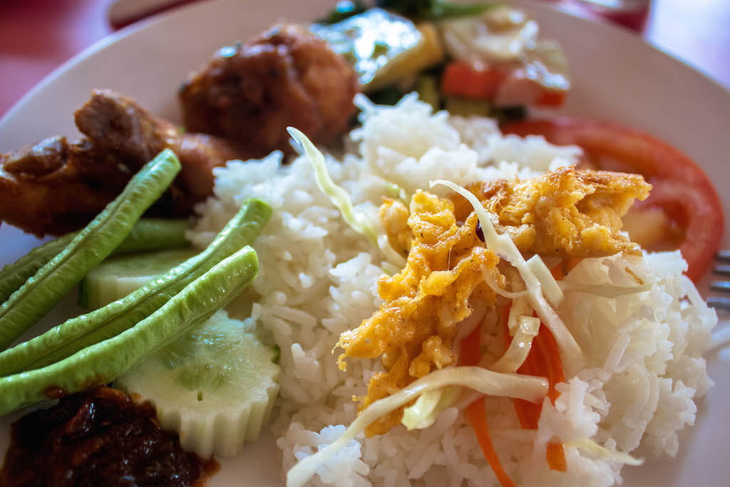 Trang Islands - Koh Hai Fantasy Resort Lunch