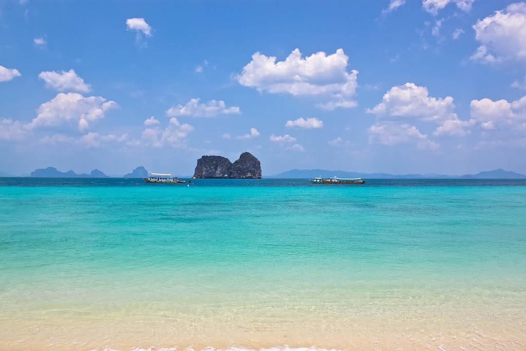 Trang Islands - Koh Hai Island Views