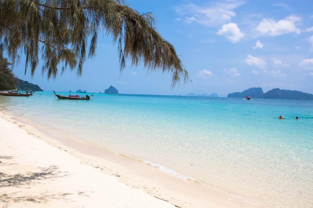 Trang Islands - Ko Kradan Beach