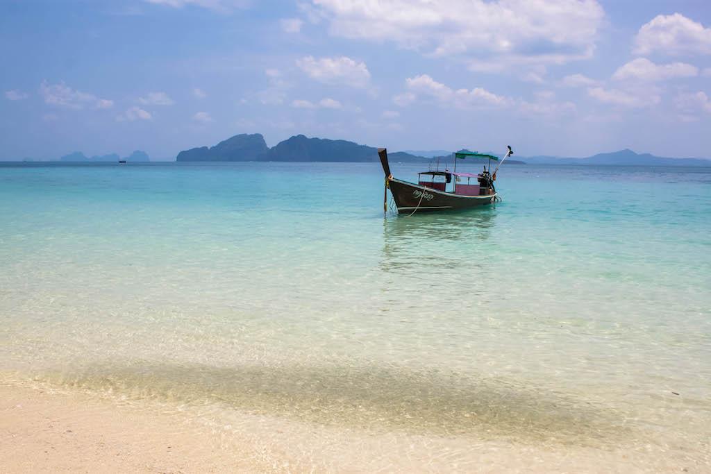 Trang Islands - Ko Kradan Boat