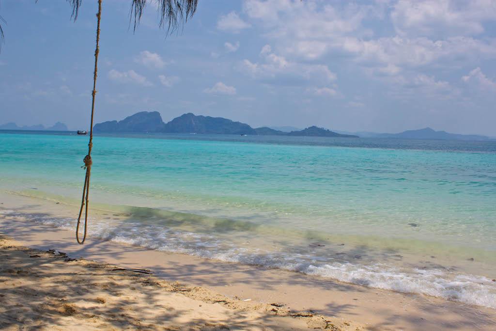 Trang Islands - Ko Kradan Rope Swing