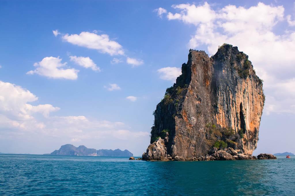 Trang Islands - Koh Mah Views