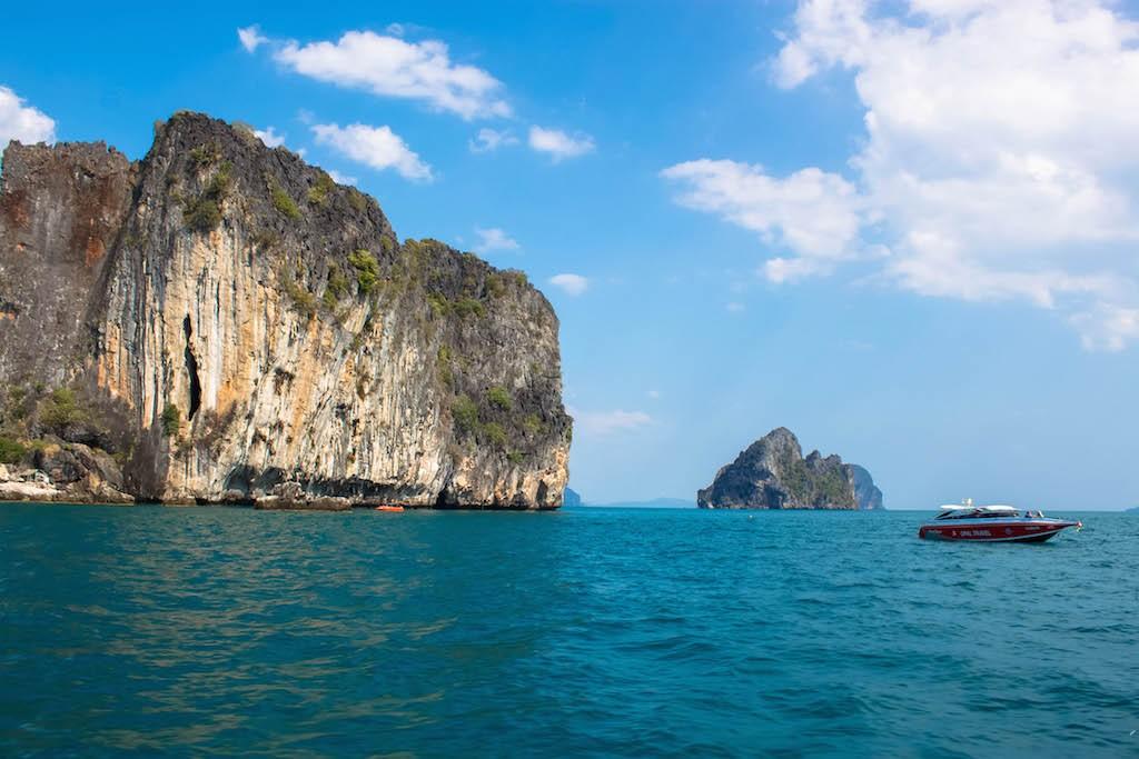 Trang Islands - Koh Mah