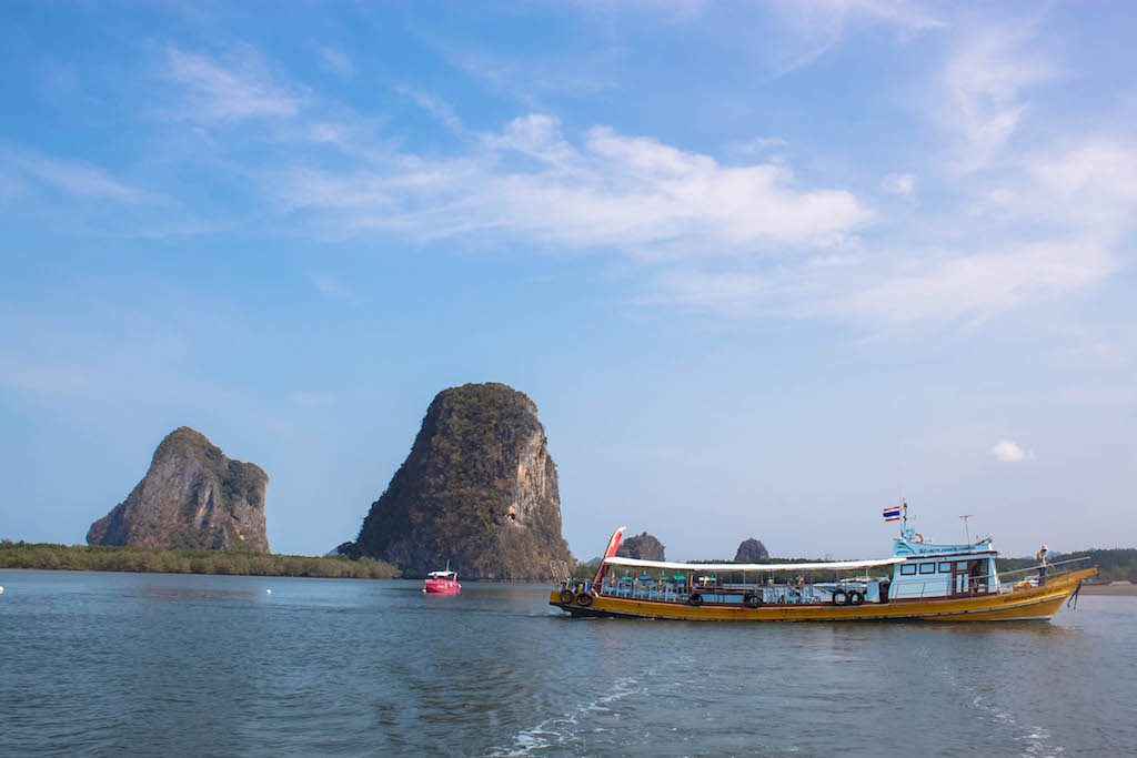 Experience Thailand Through the Trang Islands