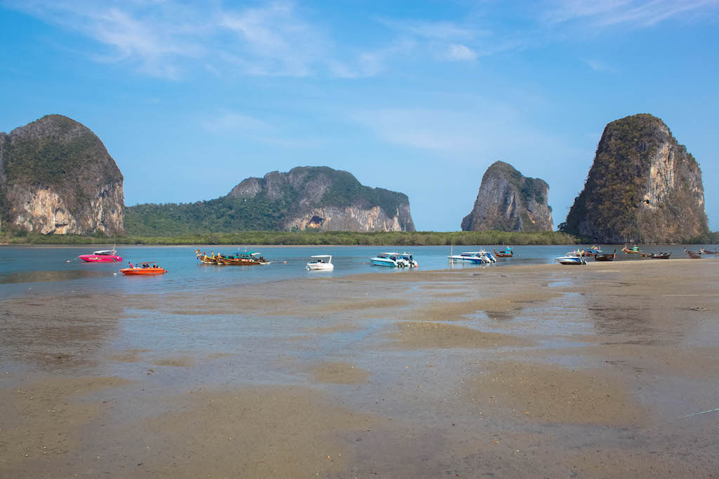 Trang Islands - Pak Meng Pier Trang