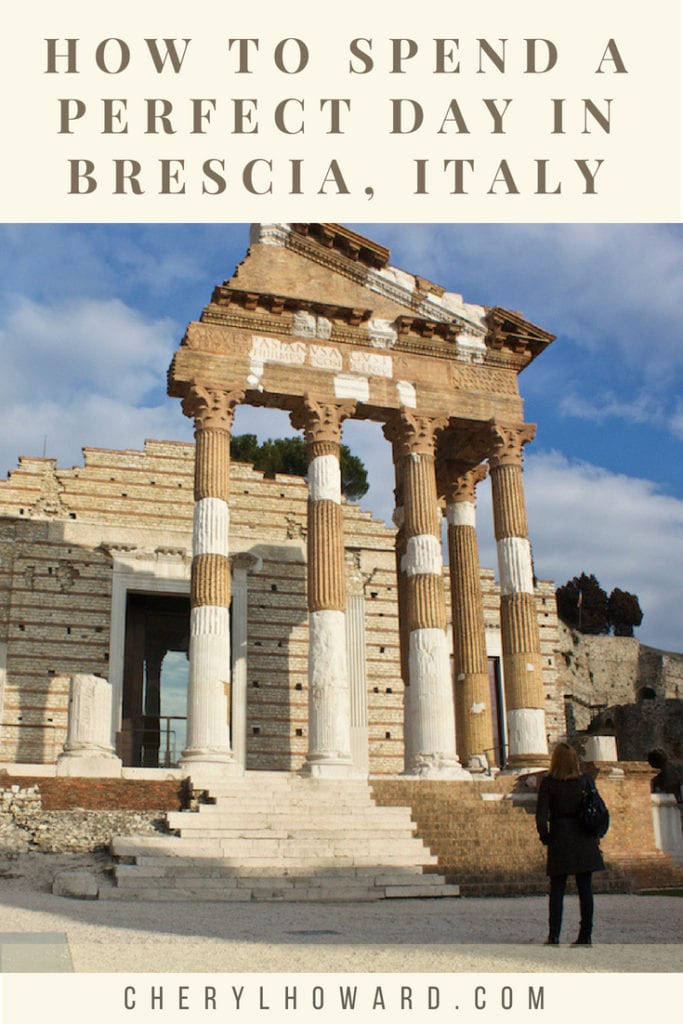 Visit Brescia Italy
