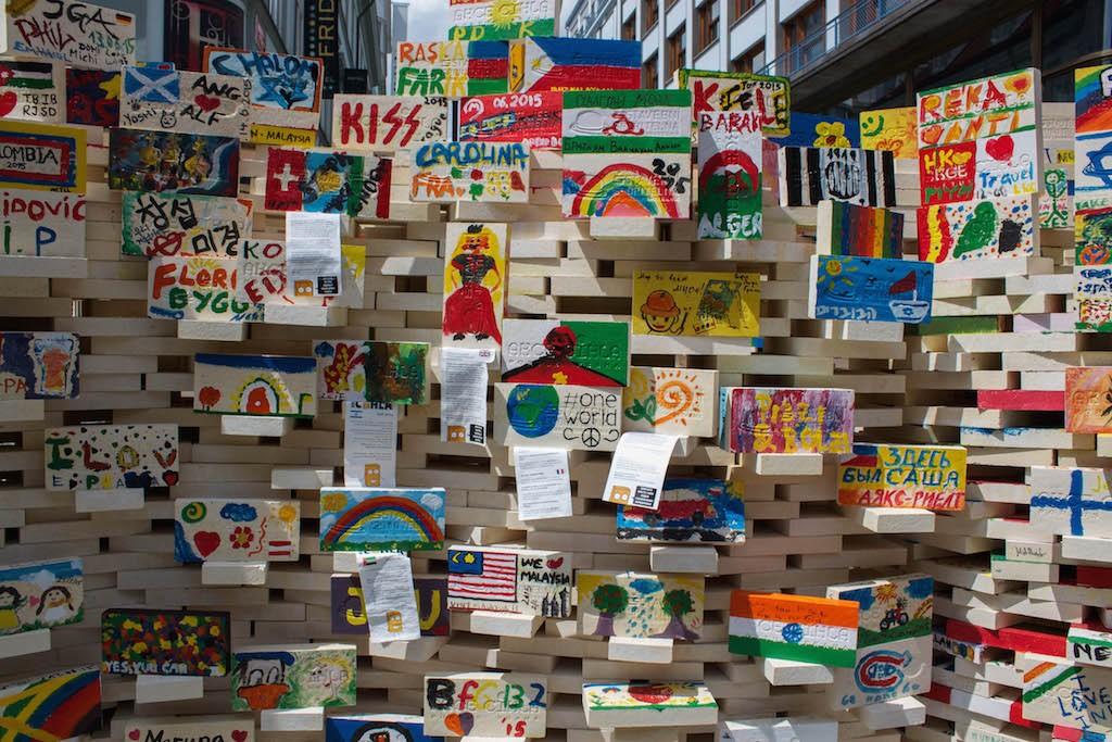 Prague Photos - Brick Project
