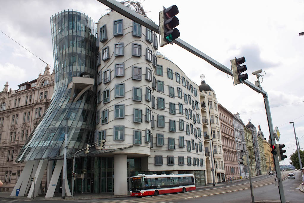 Prague Photos - Dancing House