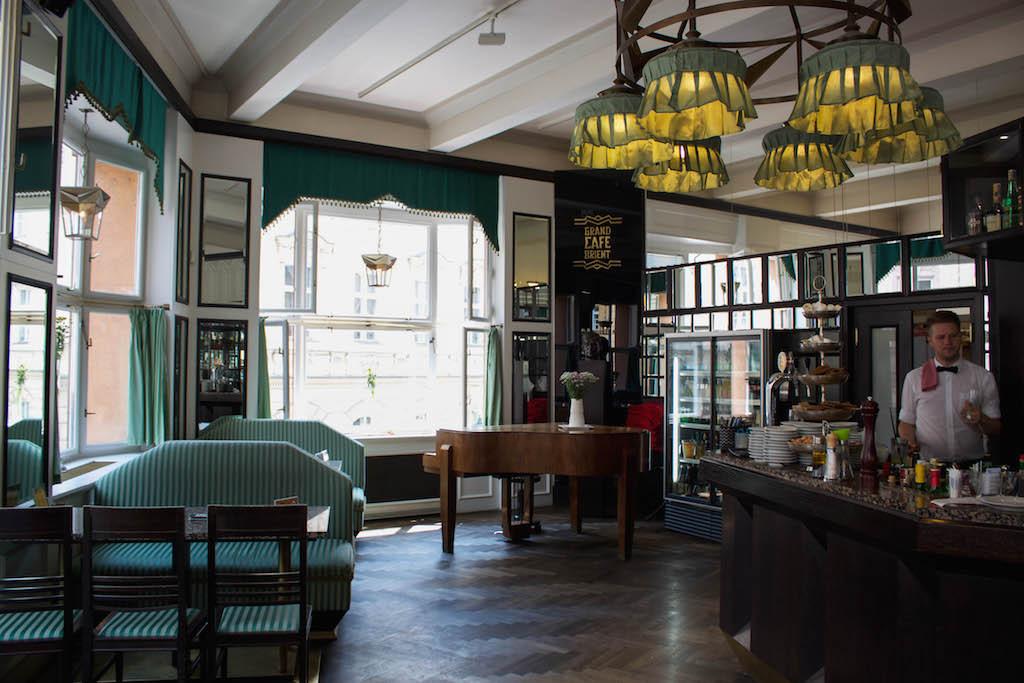 Prague Photos - Grand Cafe Orient