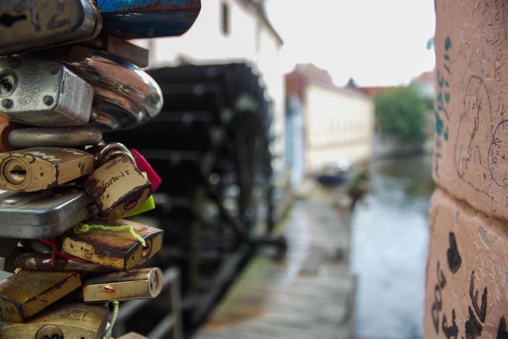 Prague Photos - Love Locks