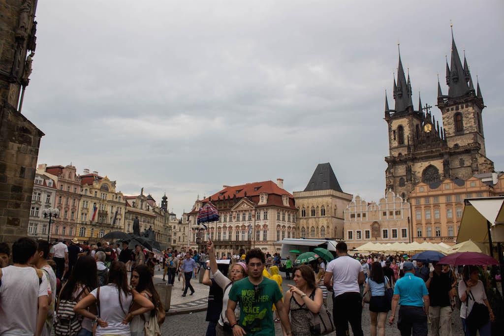 Prague Photos - Old Town Square Views