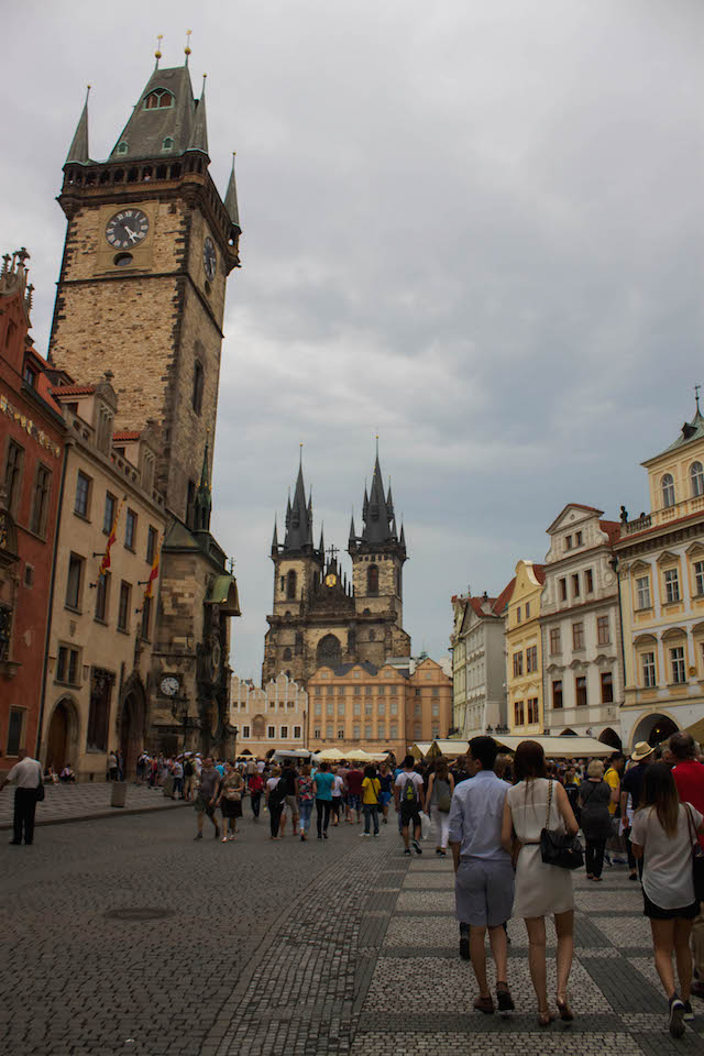 Prague Photos - Old Town Square