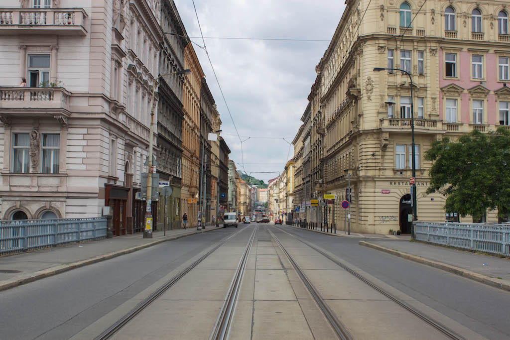 Prague Photos - Street Views