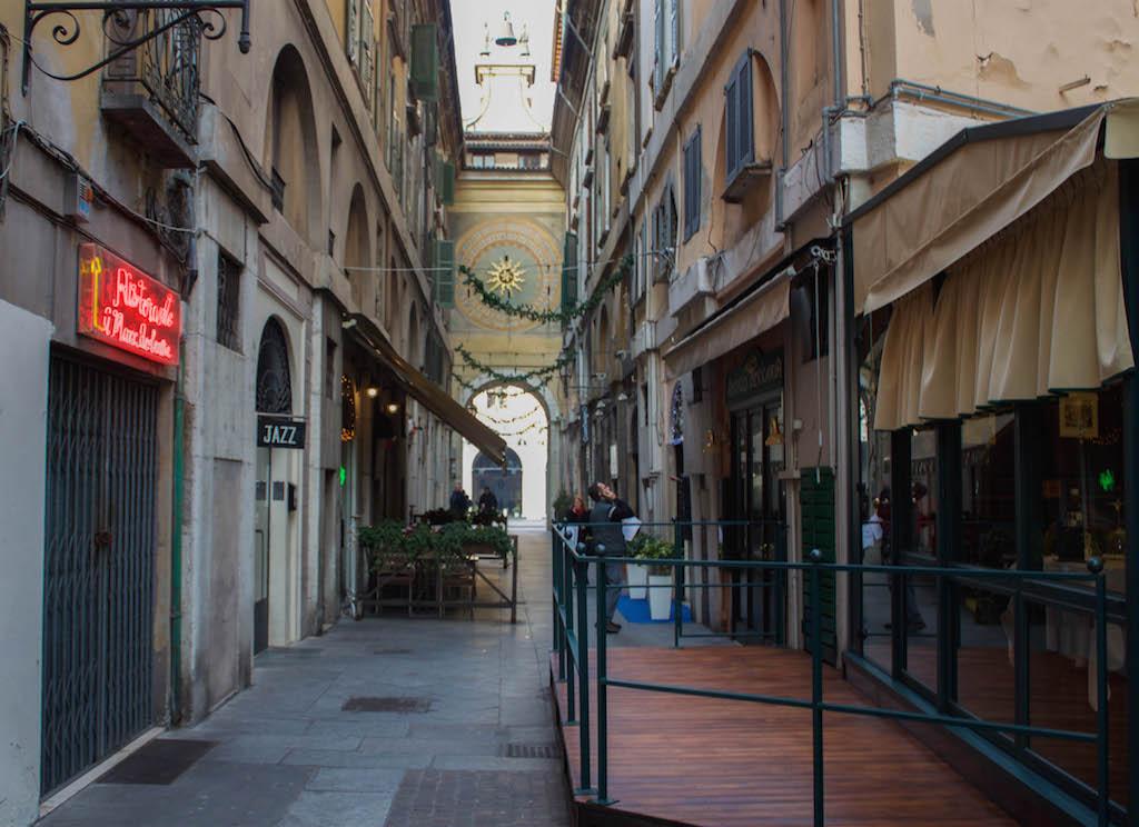 Streets of Brescia - Jazz Club