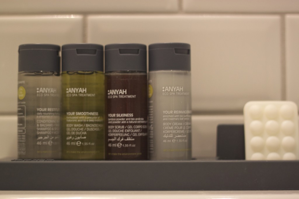 Gastwerk Hotel Hamburg - Bathroom Toiletries