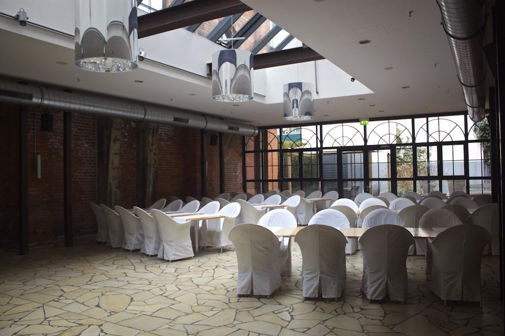 Gastwerk Hotel Hamburg - Conference Room