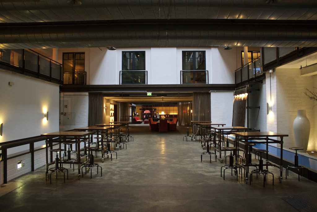 Gastwerk Hotel Hamburg - Denk Mal Hall