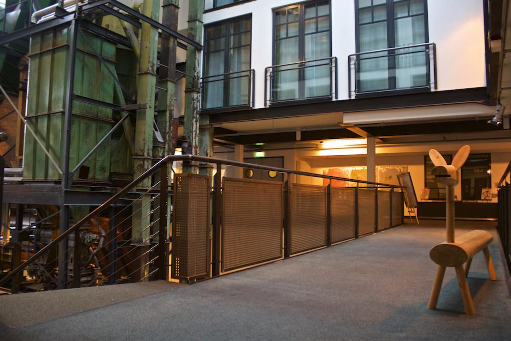 Gastwerk Hotel Hamburg - Design