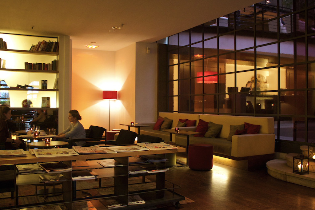 Gastwerk Hotel Hamburg - L.BAR Lounge