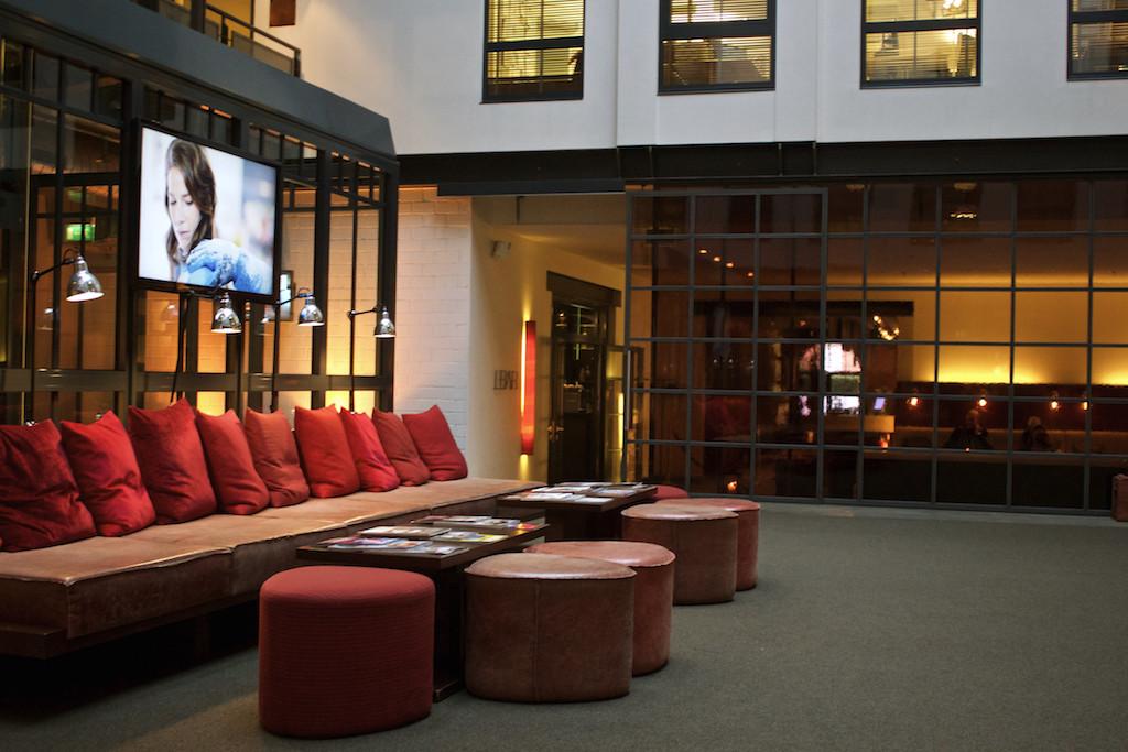 Gastwerk Hotel Hamburg - Lobby Lounge