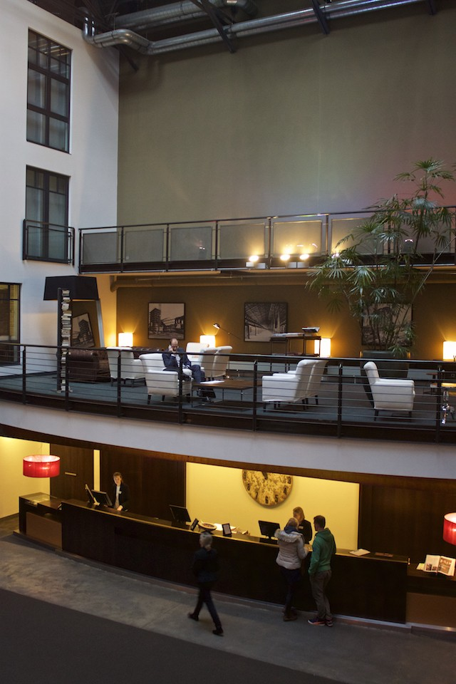 Gastwerk Hotel Hamburg - Lobby