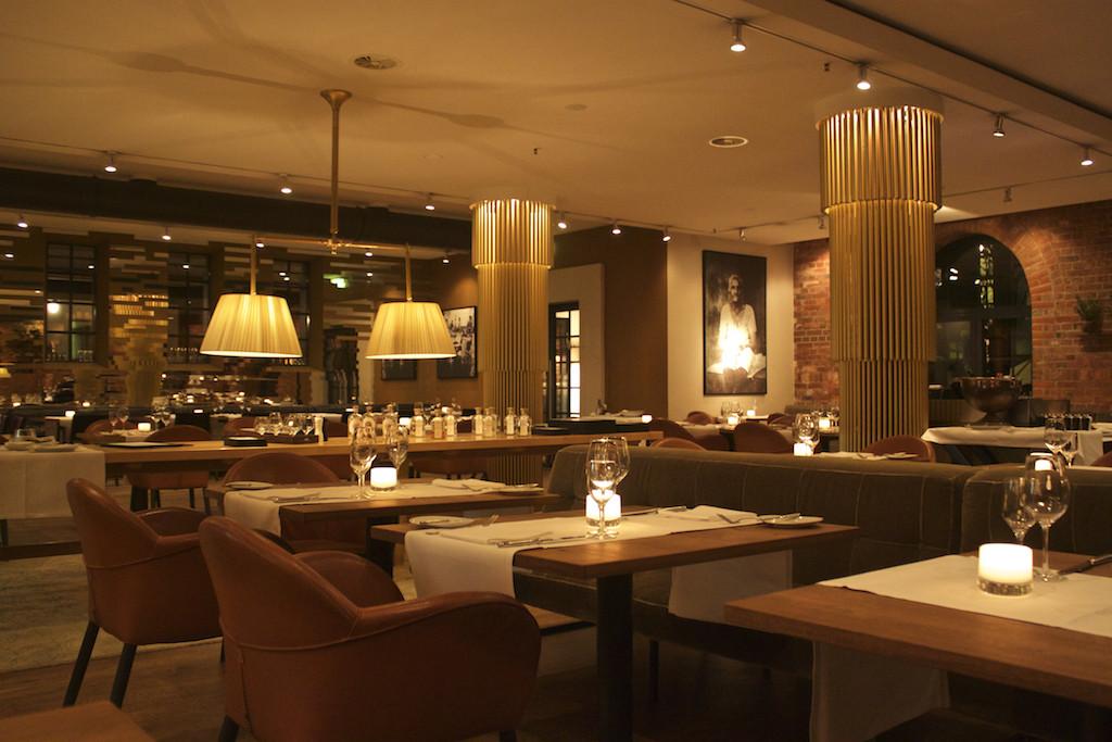 Gastwerk Hotel Hamburg - Restaurant Mangold
