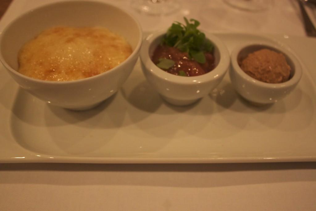Gastwerk Hotel Hamburg - Restaurant Mangold Dessert