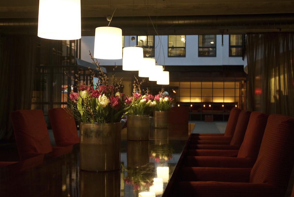 Gastwerk Hotel Hamburg - Towards the Great Hall