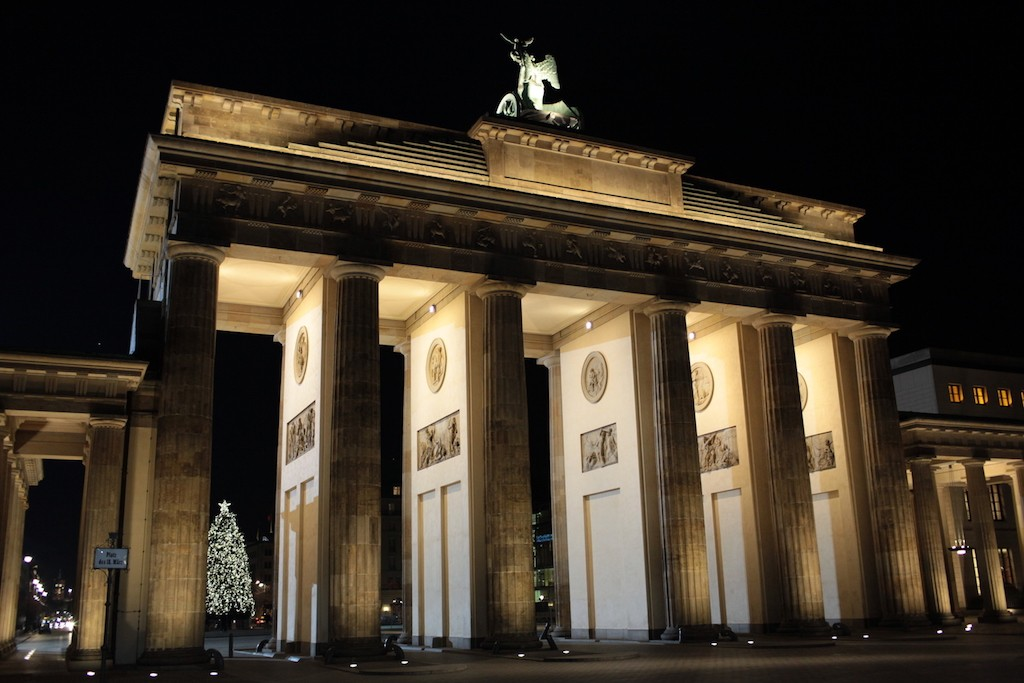 Favourite Things About Berlin Fiona Laughton
