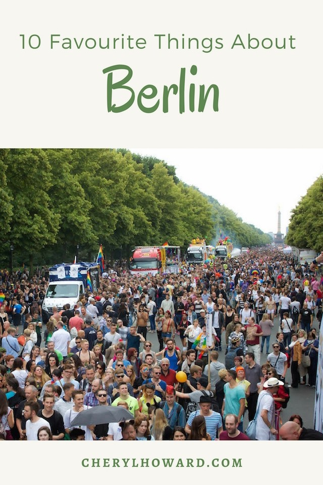 favourite things about berlin