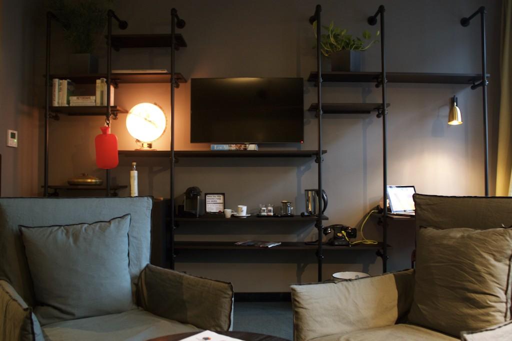 25 Hours Hotel Altes Hafenamt Hamburg M Room Amenities